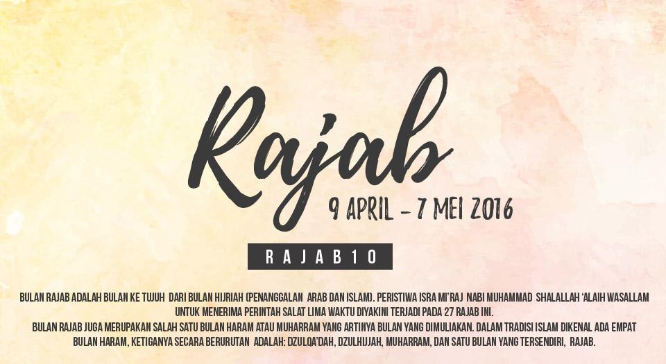 Promo Rajab